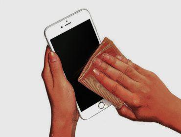 experts concepts téléphone cleaning