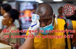 coronavirus in abidjan ivorycoast africa
