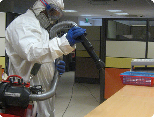 desinfection service