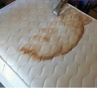 dirty matress