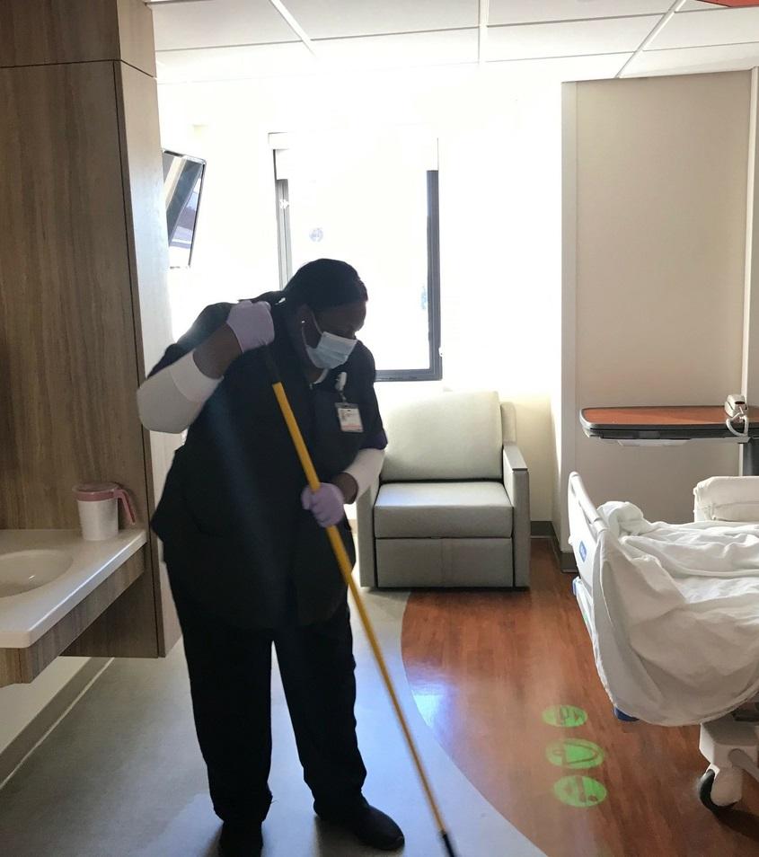 Nettoyage médical