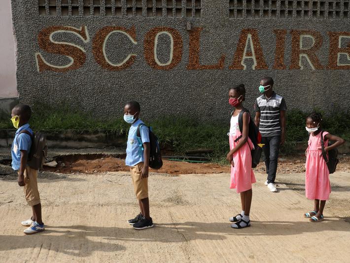scolaire nettoyage Côte d'Ivoire